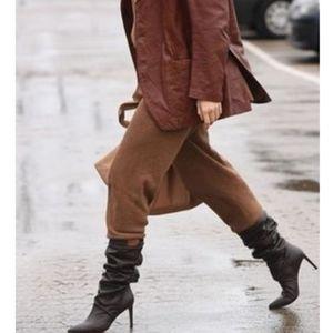 Brown North Face Pants Fleece Sweats Sweatpants M